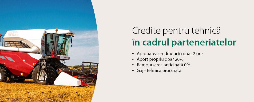 Parteneriat cu Moldova Agroindbanc